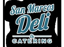 San Marcos Deli Catering